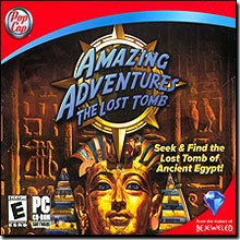 AMAZING ADVENTURES:THE LOST TOMB JC (WIN XPVISTA)