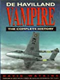 Image of De Havilland Vampire: The Complete History