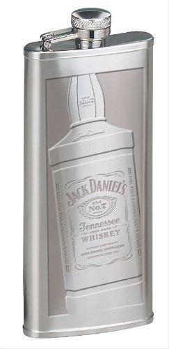 Jack Daniel'S Licensed Barware Boot Flask Bottle