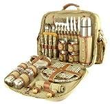 Concept International Safari Combi Shoulder Bag-Canvas