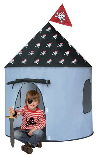 sc 1 st  Tents u0026 Tunnels & Tents u0026 Tunnels: Kids Childrens Pirate Play Tent Indoor Outdoor