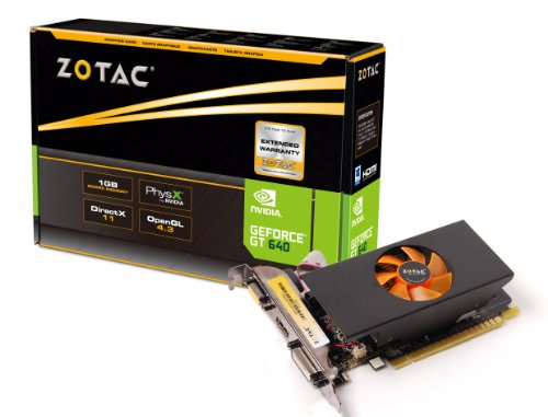 ZOTAC GeForce GT 640 1GB DDR5 LP/ZT-60208-10L