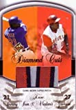ゲレーロ Vladimir Guerrero Sammy Sosa 2005 Fleer Patch 10枚限定
