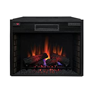 28 Infrared Insert 28ii200gra Insert Only To Be Ordered With Any 28 Series Mantel