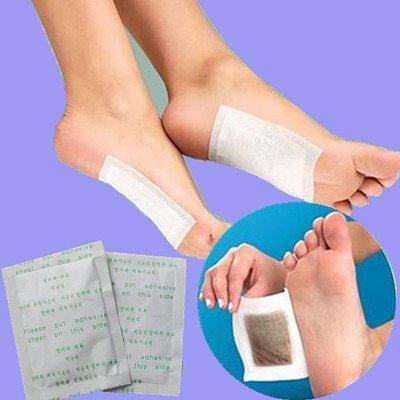 Detox Foot Patch Detoxify Toxins+ Adhesive Keeping Fit Health Care 50 Pcs
