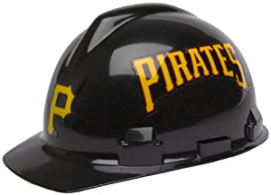 Pittsburgh Pirates Hard Hat by Unknown