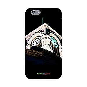 HomeSoGood Vintage London Clock Multicolor 3D Mobile Case For iPhone 6 (Back Cover)