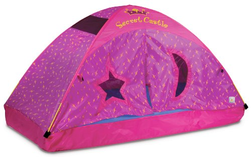 Pacific Play Tents Secret Castle Twin Bed Tent