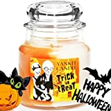 Yankee Candles Jar Candle (Medium) (Trick or Treat)