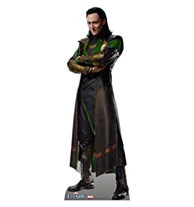 Loki - Marvel's Thor 2: The Dark World - Advanced Graphics Life Size Cardboard Standup