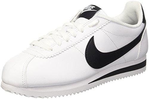 Nike-Wmns-Classic-Cortez-Leather-Zapatillas-de-Deporte-Para-Mujer