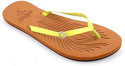 Corkys Footwear Women39s Delta Flip Flops Man-Made Slippers