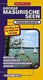 Cover Karte Große Masurische Seen