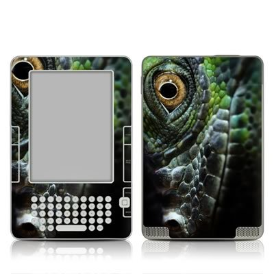 Dragon Eye Design Protective Decal Skin Sticker for Amazon Kindle 2 E-Book Reader (2nd Gen)