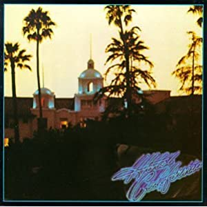 "Featured recording ""Hotel California"""