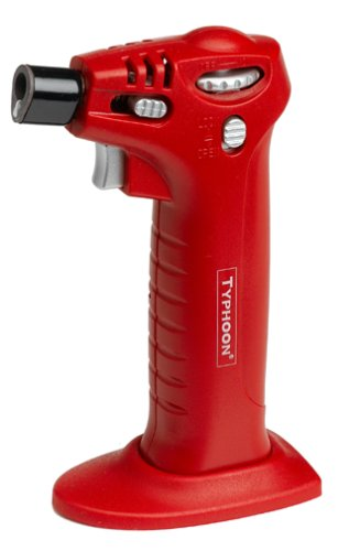 Typhoon Retro Revolution Cook's Torch, Buick Red