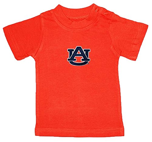 Auburn Tigers Orange NCAA College Toddler Baby T-Shirt Tee
