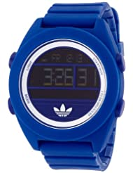 Adidas Digital Black Dial Men's Watch - ADH2910