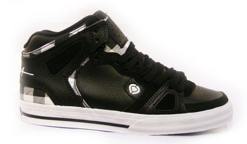 C1Rca Men'S 99 Vulc Skate Shoe,Black/Checkers,13 M Us