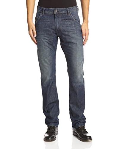 Diesel Men's Krooley Slim Straight Jean