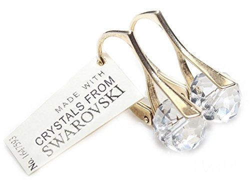 genuine-crystals-from-swarovskir-8mm-briolette-round-earrings-vermeil-24k-gold-over-sterling-silver-