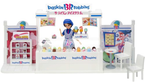 lica-chan-baskin-robbins-icecream-shop-doll-accessory-doll-not-included-japan-japan-import