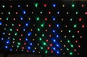 Starcloth, Star Cloth, DJ Booth Deck Curtain, LED lighting, DJ Accessories, Disco, Wedding, Party Lights
