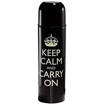 Keep Calm and Carry On Thermos