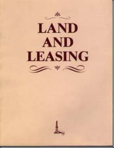 Land and Leasing (Texas Land Owner compare prices)