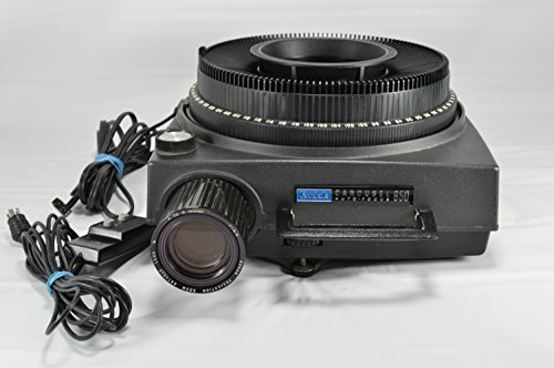 Vintage Kodak Carousel 850 Slide Projector with 140 Tray (Kodak Slide Tray compare prices)