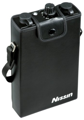 Nissin NDP300N Power Pack Pro 300 Battery Pack with Nikon Power Cord for use with Nissin Di866 and Nikon SB900 and SB800 Speedlight