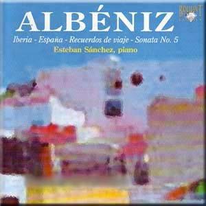 Albeniz - Iberia, Espana, Recuerdos de viaje, Sonata No. 5