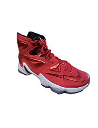 Nike Lebron XIII On Court 13 Away Home Men Basketball Shoes University Red