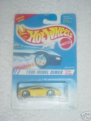 Hot Wheels 1995 Model Series Ferrari 355 #10/12 Col#350 1:64 Scale - 1