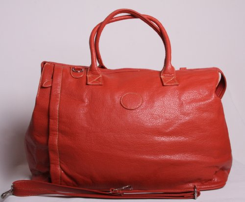 L&S Reisetasche Orange
