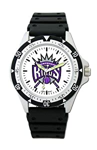 NBA Sacramento Kings Option Model Sport Watch by Logo Art