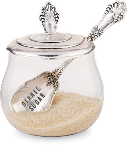 Exceptionnel Mud Pie Glass Sugar Bowl Set   Kitchen Utensils Gift Sets 115049MUDP