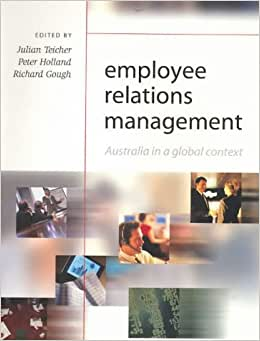 managing employee relation All companies want to improve employee productivity, but how often do they do examine their own management practices as a means of attaining it.