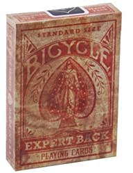 Bicycle Distressed Expert Back Playin…