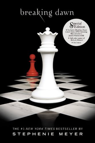 Cover of Breaking Dawn Special Edition (The Twilight Saga)