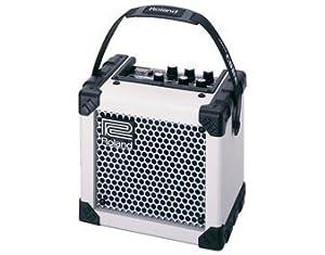 Roland Micro Cube Guitar Amp - White