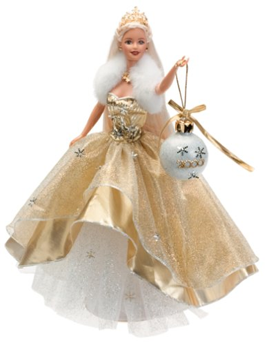 Celebration Barbie Special Edition 2000 Holiday Barbie Doll