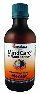 Himalaya Herbal Healthcare MindCare/Mentat, Liquid, 200 ml (Pack of 5)