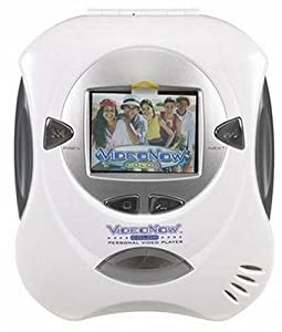 VIDEONOW Color Personal Video Player: Pearl