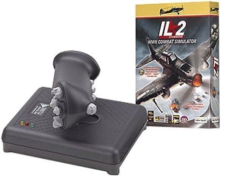 CH Products Pro Throttle USB with IL-2 Sturmovik Software - Bundle