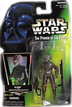 4-LOM (Green Card - Holograph) - Buy 4-LOM (Green Card - Holograph) - Purchase 4-LOM (Green Card - Holograph) (Star Wars, Toys & Games,Categories,Action Figures,Robots)