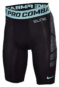 Nike Men's Elite Print Hypercool Compression 1.2 Basketball Shorts-