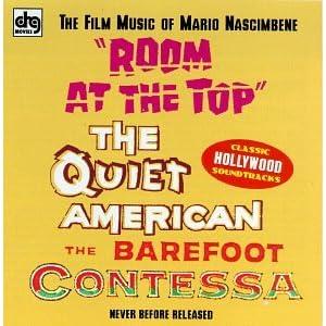 Mario Nascimbene -  The Film Music Of