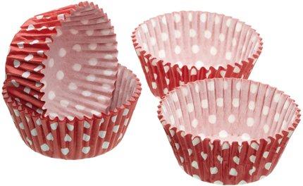 Sweetly Does It Mini de papel para repostería - Eighty unidades de lunares en los bordes