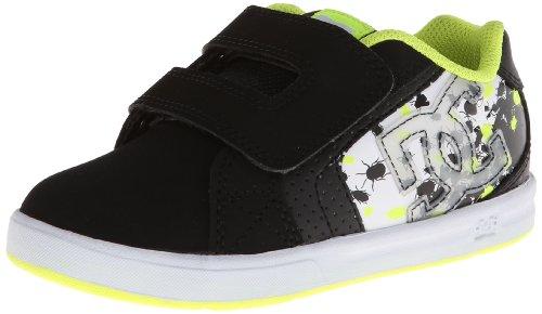 Dc Net V Ul Action Sport Sneaker (Toddler),Black Acid,6 M Us Toddler front-942679